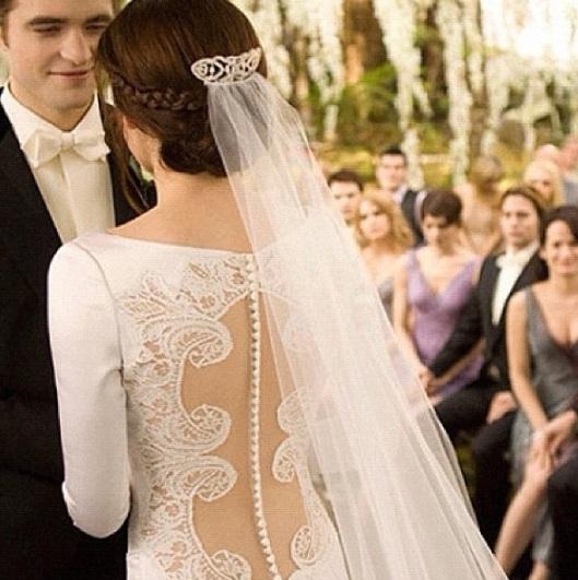 vestido noiva crepusculo
