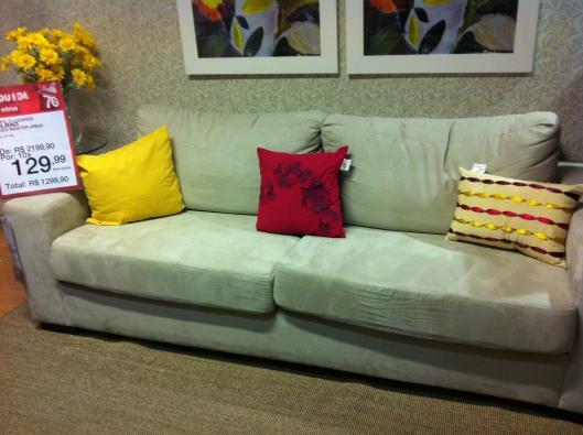 sofá etna