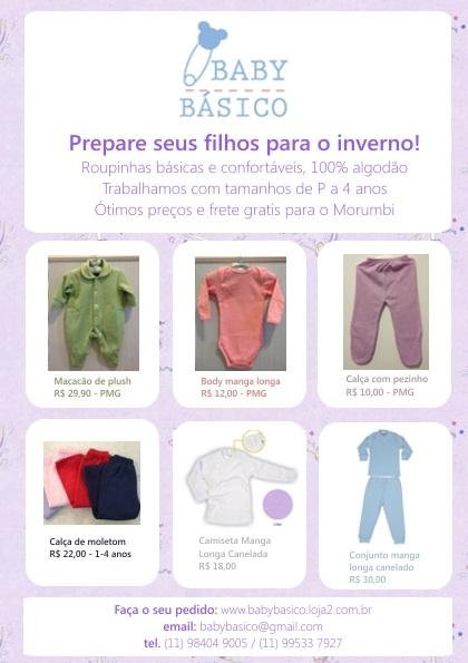 Baby Basico Flyer
